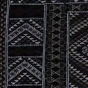 Tapis artisanal Noir