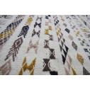 tapis Margoom multicolore motif berbère