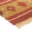 Tapis kilim multicolore
